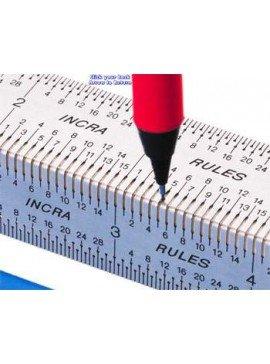 Incra Precision Bend Rules - Metric 150mm