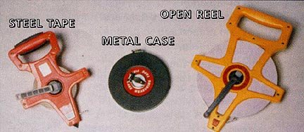 Steel Tape Measure/Open Reel – 100 ft Review