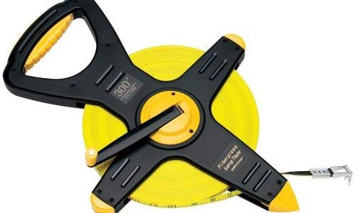 CST/berger 74-Y3001 300ft Fiberglass Zip-Line, Pro-Series Open Reel Tape in FEET/10THS Review