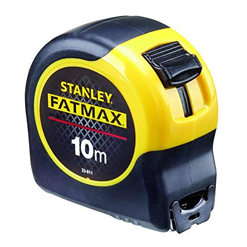 Stanley STA033811 Fatmax Tape Blade Armor, 10m Length