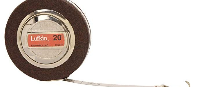Lufkin C120TP – Artisan Diameter and Tree Tape Review